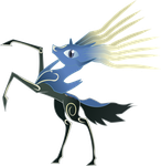 His Lordship Xerneas by TheShadowStone