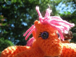 Mini Scootaloo Plushie Amigurumi 7 by RTakeshi