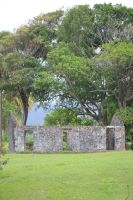 Ruins of house to MACOUBA in Martinique by A1Z2E3R