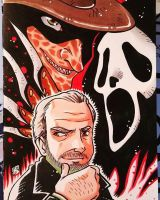 Wes Craven by gravetown