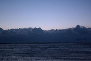 Cold clouds by Rounette