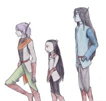 Walk together now 2 by nikkirock211