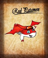 Red Patamon CP by RatteMacchiato