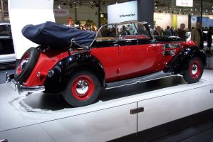 Audi Oldtimer Cabriolet by theTobs