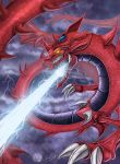 Slifer the Sky Dragon by Thwiipp