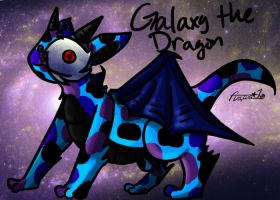 Galaxy the Dragon by Arcuri1