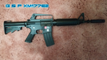 Airsoft G AND P XM177E2 by Luckymarine577