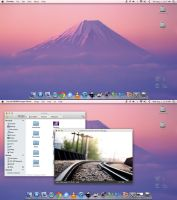 OSX Lion Wannabe by a12dhie