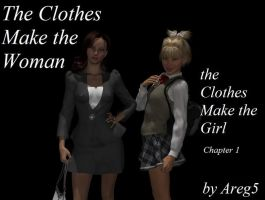 The Clothes Make the Woman... by areg5