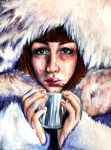 Winter by SquirrelGirl15