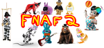 Fnaf 2 stock by MercenaryBuster