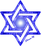 Shield of David by shimon83
