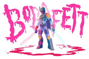 Boba Fett by BryanTheEvery
