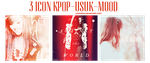 [Pack Icon] Jessica - Selena - Mood by LPuKirino