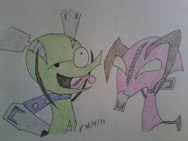Chuck and Fastener by LeMiles13