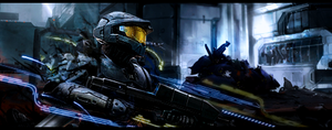 Halo 3 Signature by iLLyNada