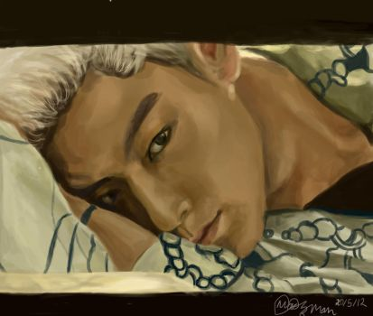 T.O.P from baby goodnight by Nyxya13