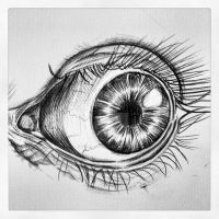 The eye by Mymy-La-Patate
