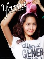 SNSD Individuals : Yoona by GraPHriX