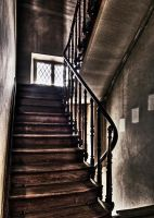 More Stairs by stengchen