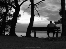 Silent Conversation by sstano