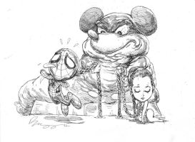 Mickey the Hutt by justbuzz