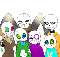 Happy B-Day Undertale!! by UniverseCipher