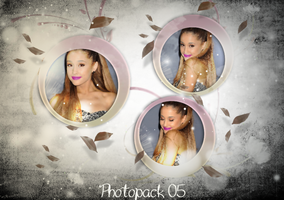 Photopack 05 Ariana Grande by HannahLedger
