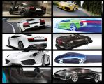 lamborghini Dual30'Wallpapers by Pariah07