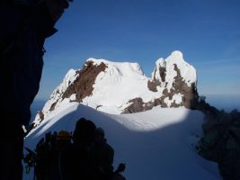 Mt. Hood tres by Paranormallity