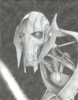 General Grievous by PrehistoricPlague