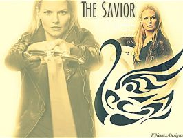 The Savior - Once Upon A Time by DarlingDisneyphile