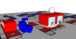 Lil Optimus In 3d 2 by Lilscotty