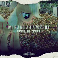 Miranda Lambert - Over You (Applejack) by AdrianImpalaMata