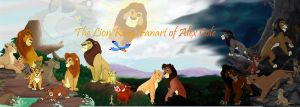 Lion King madness by tendollarbrownie