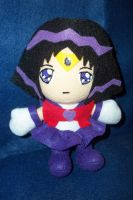 Sailor Saturn by TashaAkaTachi
