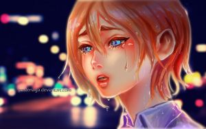 Pretty When You Cry by Pastenaga