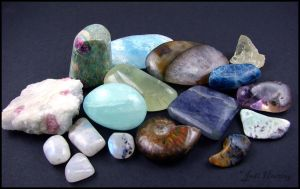 My Stone Collection - Part 8 by andromeda
