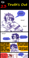 Aww Dude... Ep 23 [Truth's Out] by AmukaUroy
