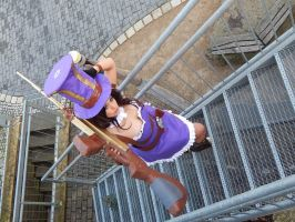 Caitlyn  - League of Legends by TamaKingCosplay