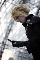 Cloud Strife - Advent Children by SerinuCeli