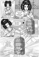 A Woman and Miidera Bell - Page 4 by Caz-Lock