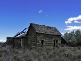 Behind the General Store by TRunna