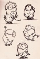 Minions - 7 by Mitch-el