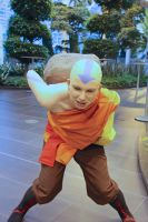 Earth Bending: It's Not For Everyone [Avatar Aang] by BlueWingXIII