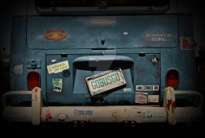 Bus Back by Sixxball