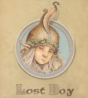 a lost boy by P0UL