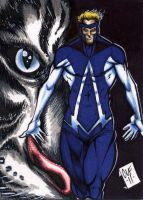 New 52 Animal Man by Foreman by chris-foreman