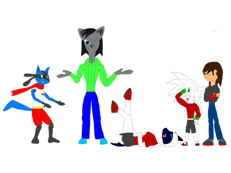 Request: A Laughing Good Time by SonicXdotEXE