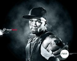 50Cent - Fan Art by fmdesigner